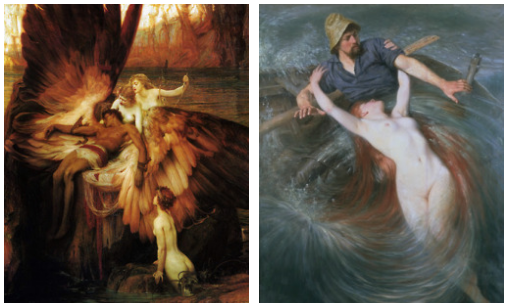 Sirens Greek Mythology Mermaid | www.pixshark.com - Images ...