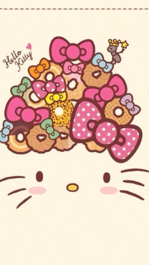 Kawaii Wallpapers Daily Hello Kitty Art Hello Kitty Wallpaper Hello Kitty Pictures