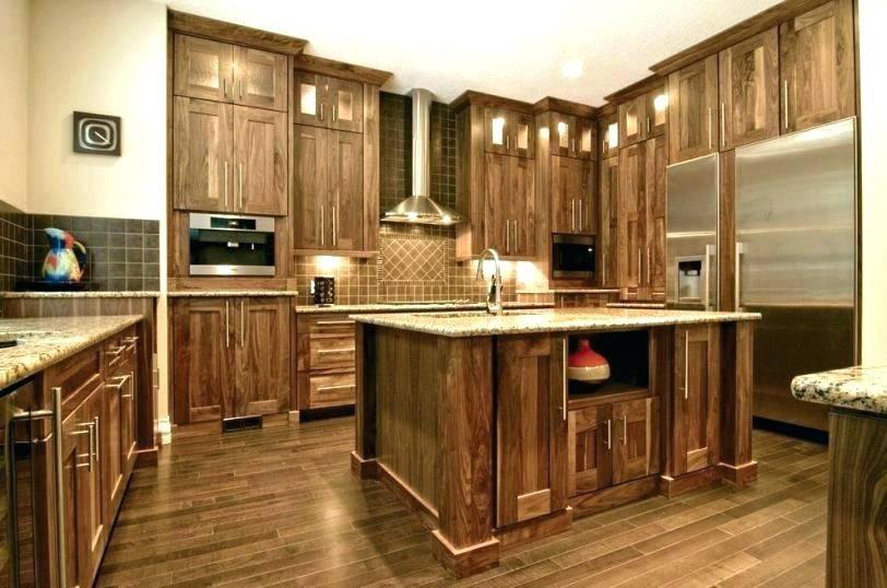 Medium Size Of Kitchen Walnut Cabinets Light Modern Black Wood Examples Ideas Dark Cabinet Pictures Colors Wi Kitchen Cabinets Walnut Kitchen Craftsman Kitchen