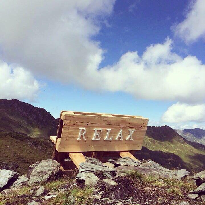 Rastplatzerl selbstgemacht #wedelhuette#zillertal#wandern#biken