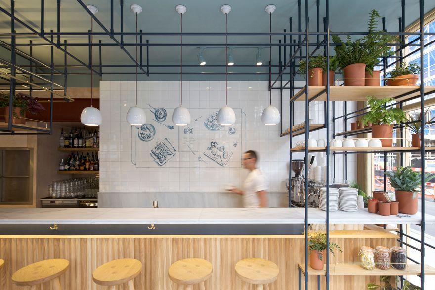restaurant bar design awards shortlist 2015 london restaurant - Contemporary Restaurant 2015