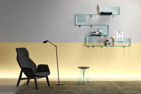 Glass Shelves Design Ideas, Home Decor, Pictures | Glass shelves ...