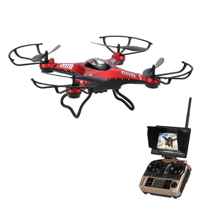 109.99$  Buy now - http://alics7.worldwells.pw/go.php?t=32765607211 - New Arrival JJRC H8DH 5.8G FPV With 2MP HD Camera 2.4G 4CH 6Axis Altitude Hold RC Quadcopter RTF RC Helicopter RC Toys