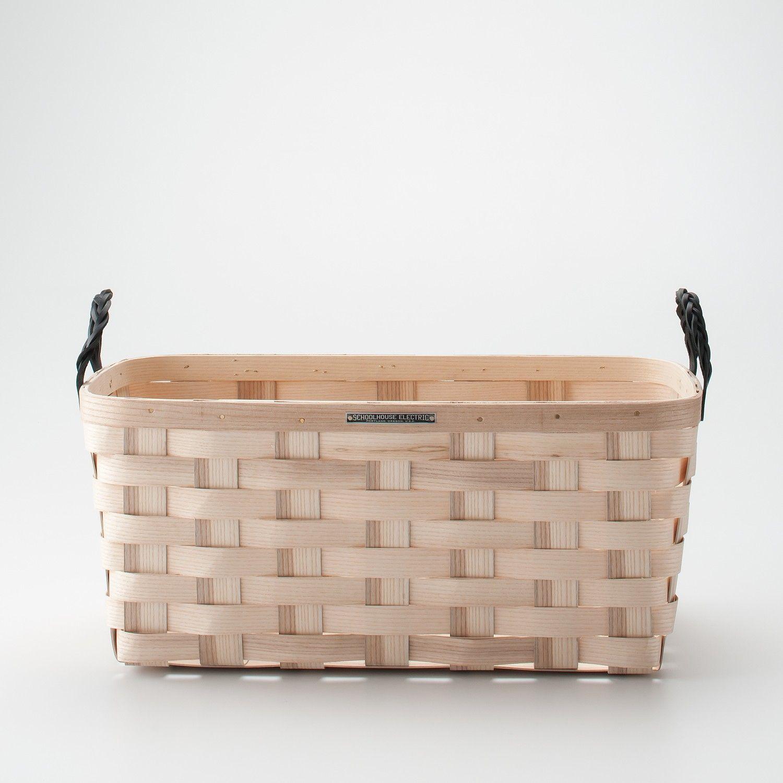White Ash Baskets Storage Baskets Basket Storage
