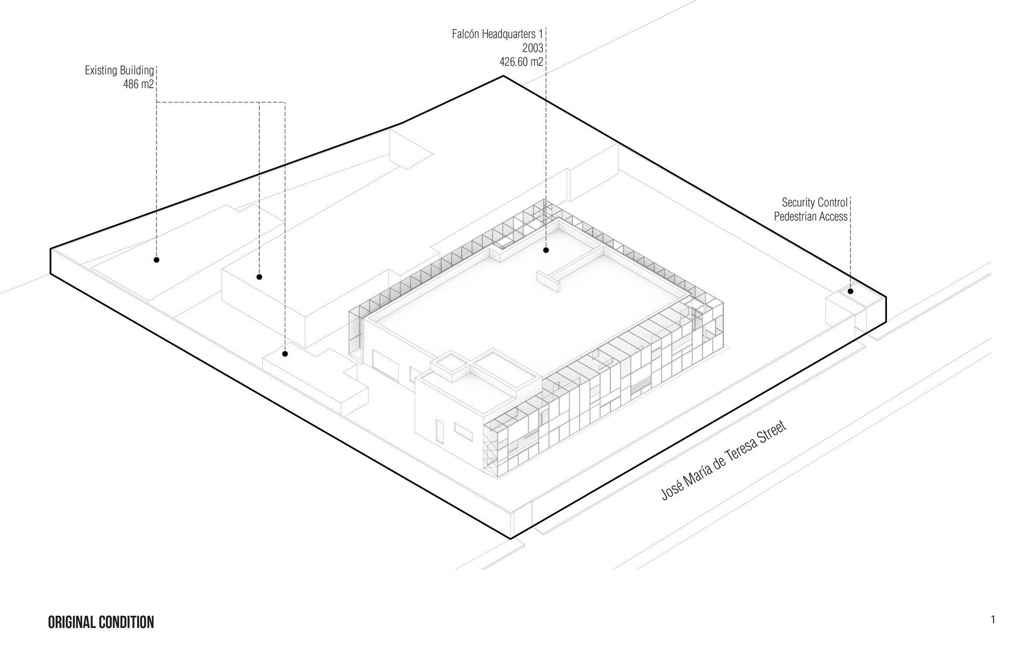 Galeria - Sede Falcon II / Rojkind Arquitectos + Gabriela Etchegaray - 15