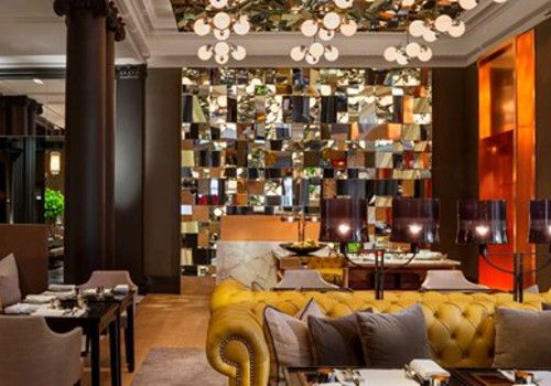 Brunch At Rosewood London Holborn Rosewood London Rosewood