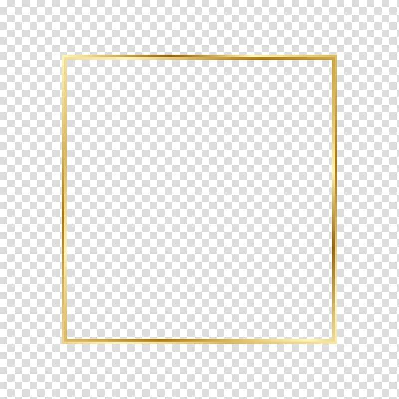 Golden Flare Frame Gold Colored Frame Transparent Background Png Clipart Transparent Background Gold And Black Background Yellow Framed Art