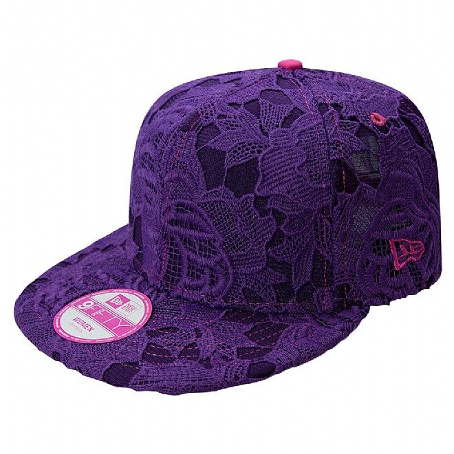 House of Holland Lace 9FIFTY Snapback  4f4447e36003