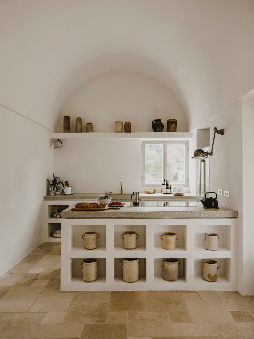 Italian Spring: A Villa in the Puglia Countryside, with Rooms for Let