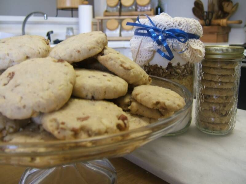 Potato Chip Cookie Recipe! #potatochipcookies Potato Chip Cookie Recipe! #potatochipcookies