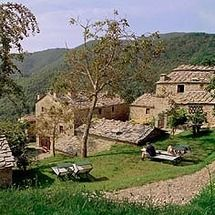 Borgo di Vagli (12th century) in Tuscany, near Cortona - 10-year creation of its architect/engineer, Fulvio Di Rosa, whose painstaking restoration is world renowned for its preservation of authenticity - Peter Kempf International
