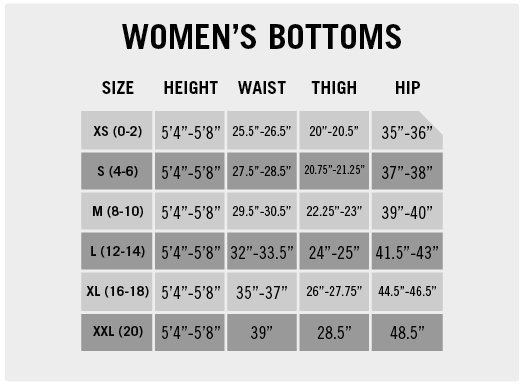 Size Chart Women Google Search Toddler Height Chart Bra Size Charts Weight Charts For Women