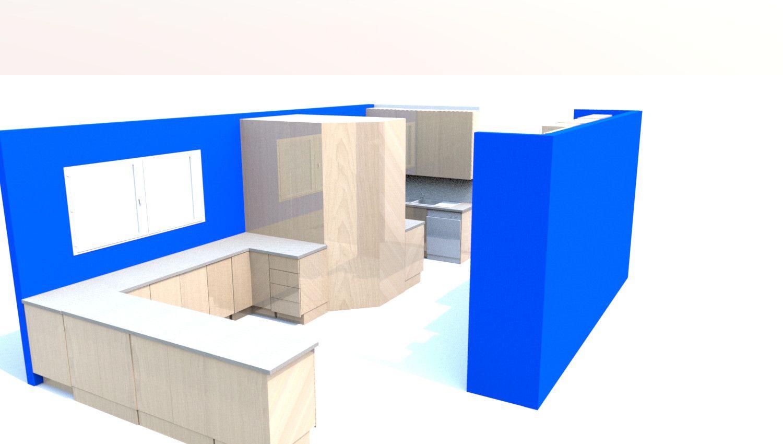 3D Kitchen design in Pretoria, http://pretoria-kitchens.co.za