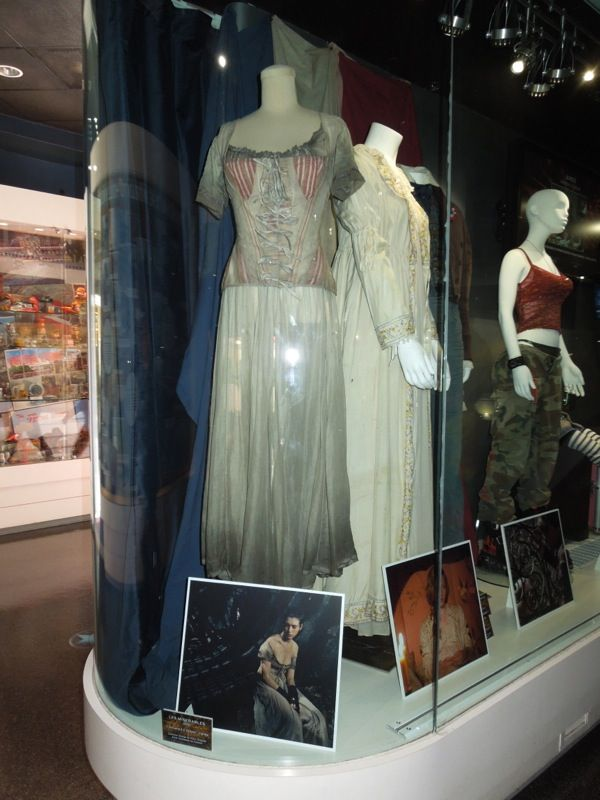 Anne Hathaway S Fantine Costume From Les Miserables On Display