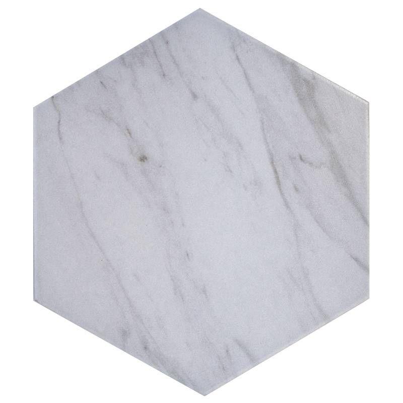 comptoir du c rame vous propose le carrelage hexagonal ca2409001 un carrelage mat en gr s. Black Bedroom Furniture Sets. Home Design Ideas