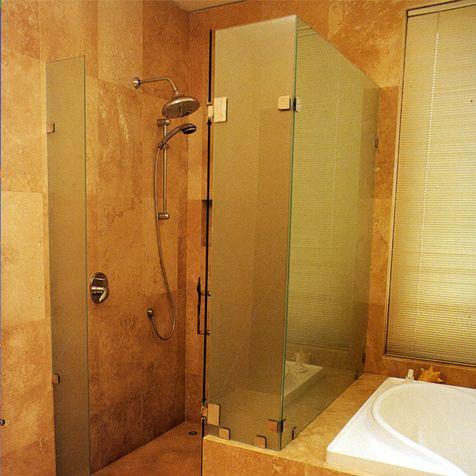 Shower Doors, Puertas para Duchas y Baños   Vidrios ...