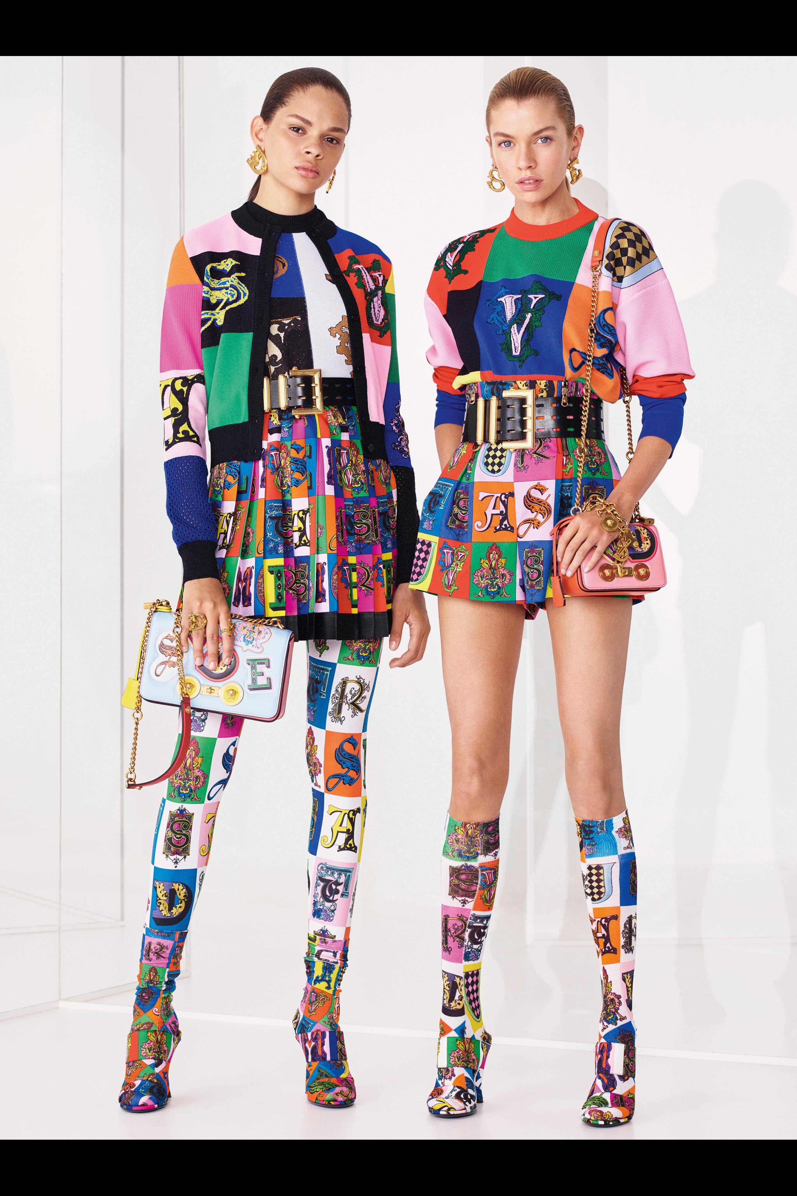 6ffa634dda16 Versace Resort 2019 Fashion Show   Design inspo   Pinterest ...