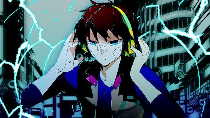 Nice Headphone Anime Wallpaper Hd Android Wallpaper Anime Cool Anime Wallpapers Cool Anime Backgrounds