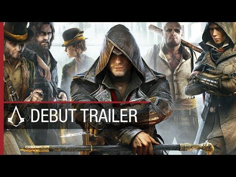 Assassin's Creed Syndicate Debut Trailer [US] - I know I'm
