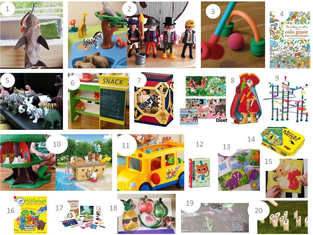 20 id es cadeaux pour enfant de 3 4 ans jouets enfants. Black Bedroom Furniture Sets. Home Design Ideas