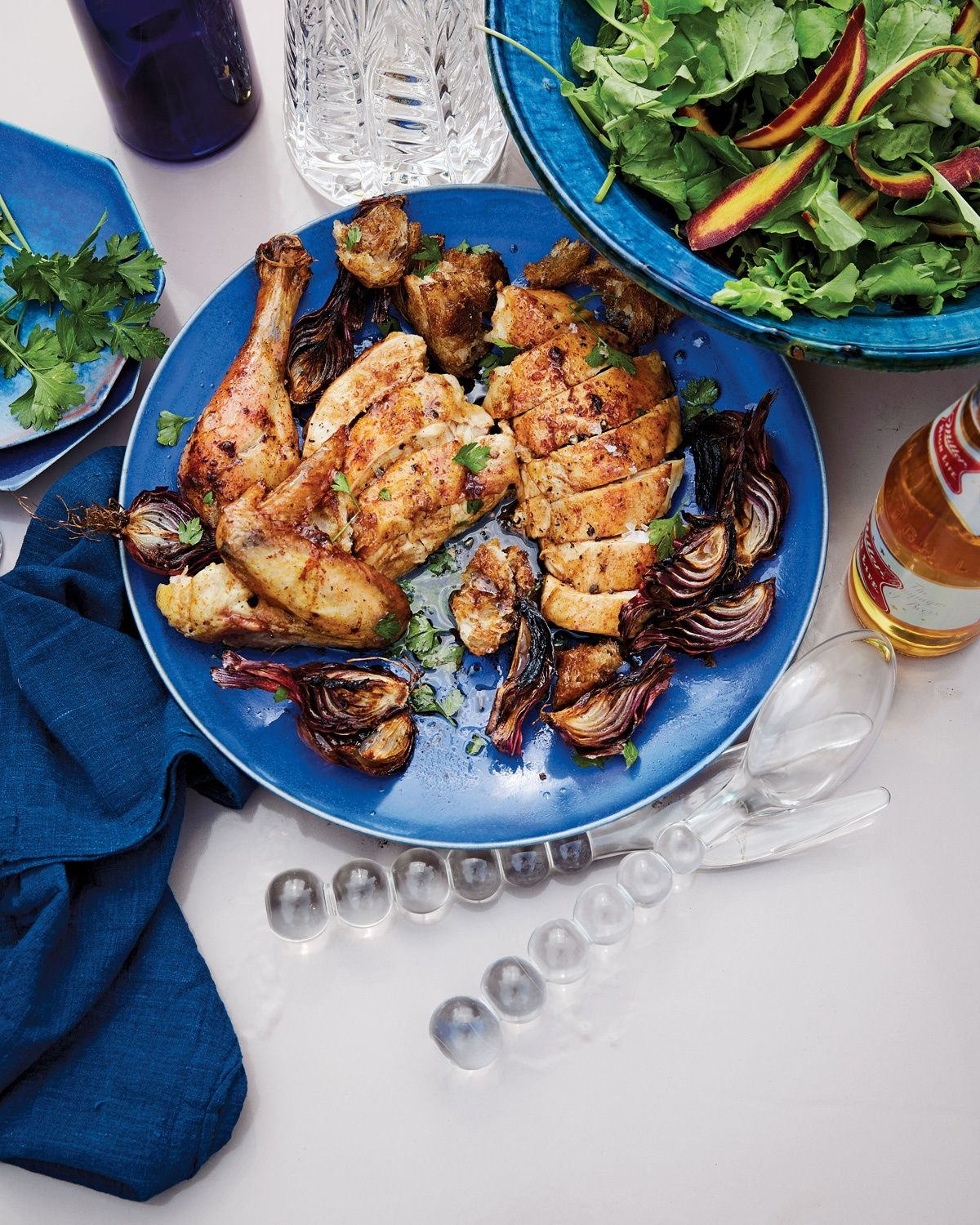 Image of Alison Roman's Anchovy-Butter Chicken | Butter ...