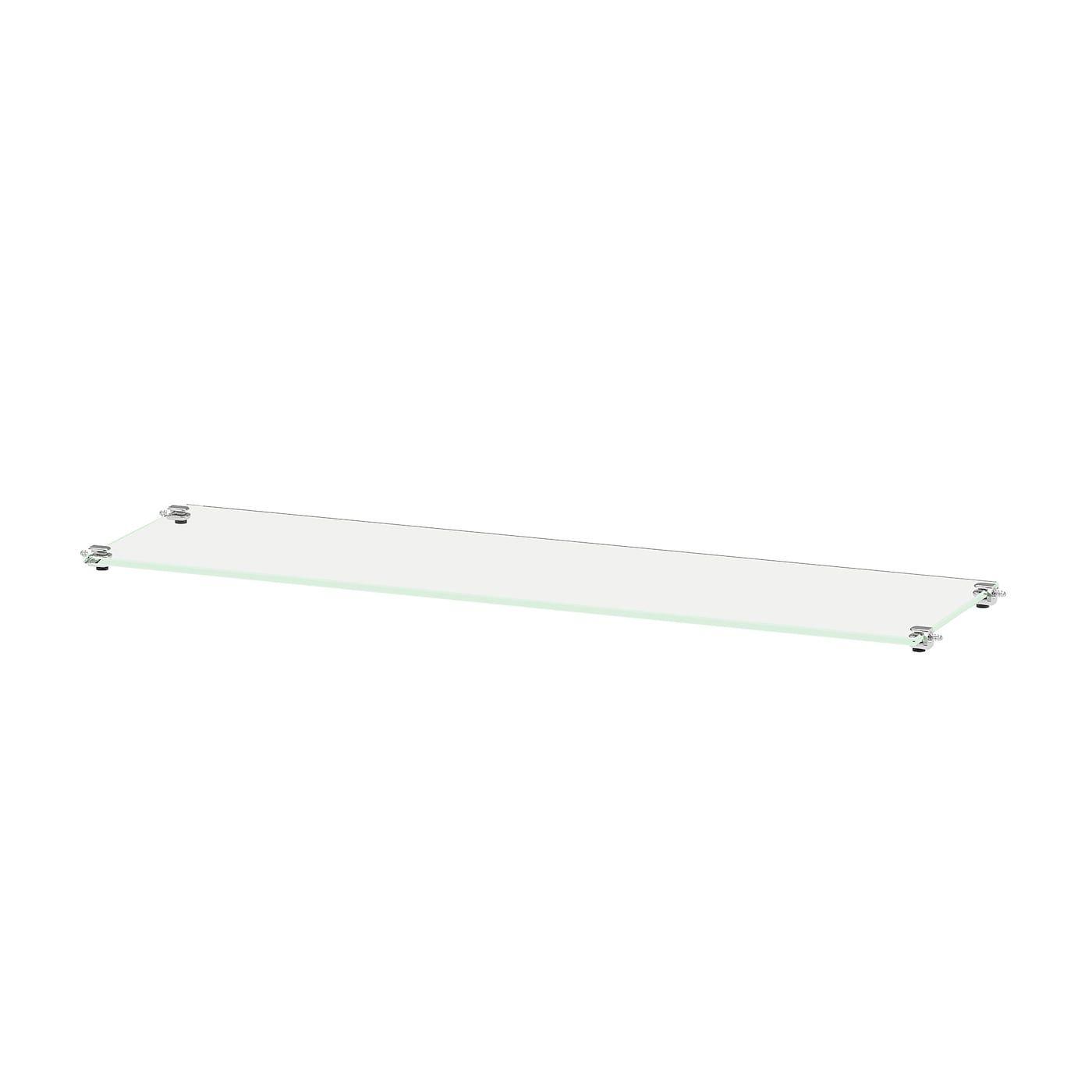Besta Glaseinlegeboden Glas Ikea Deutschland In 2020 Glazen Planken Glas Ikea