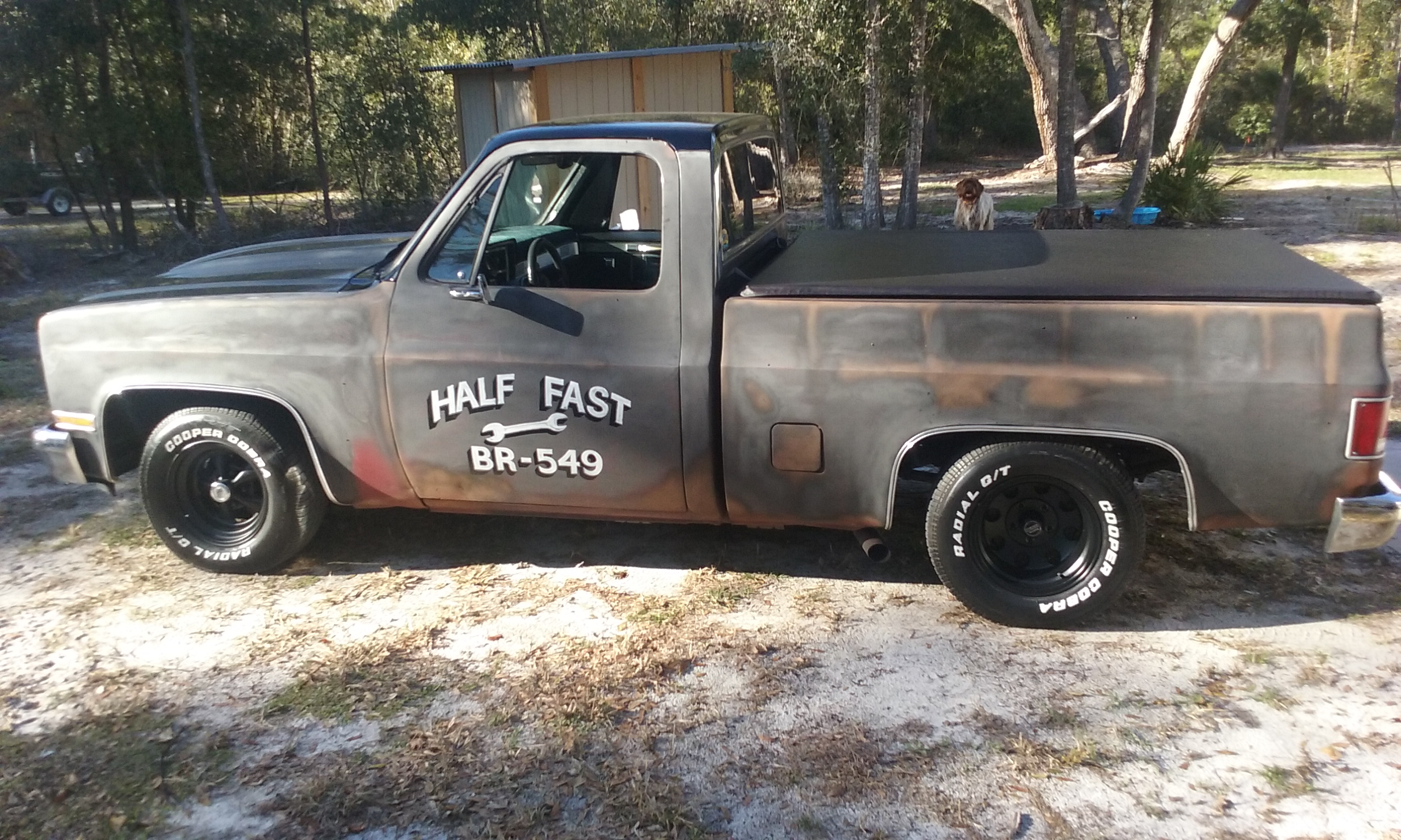84 C10 Shop Truck Chevy Pickup Trucks Chevy Trucks Older