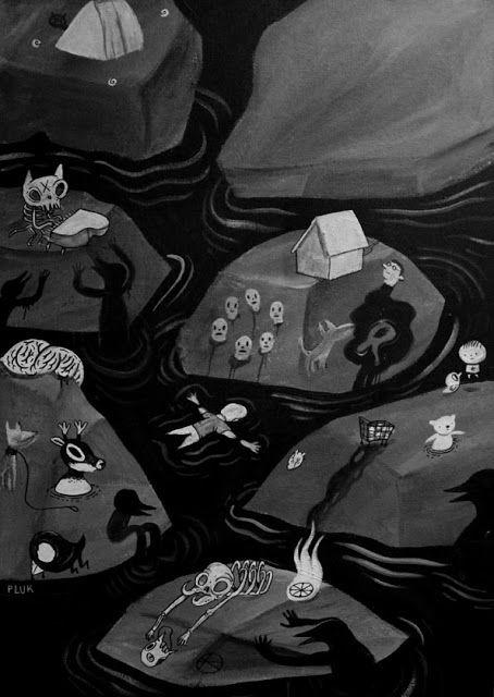 * Google : Jim Pluk: paintings