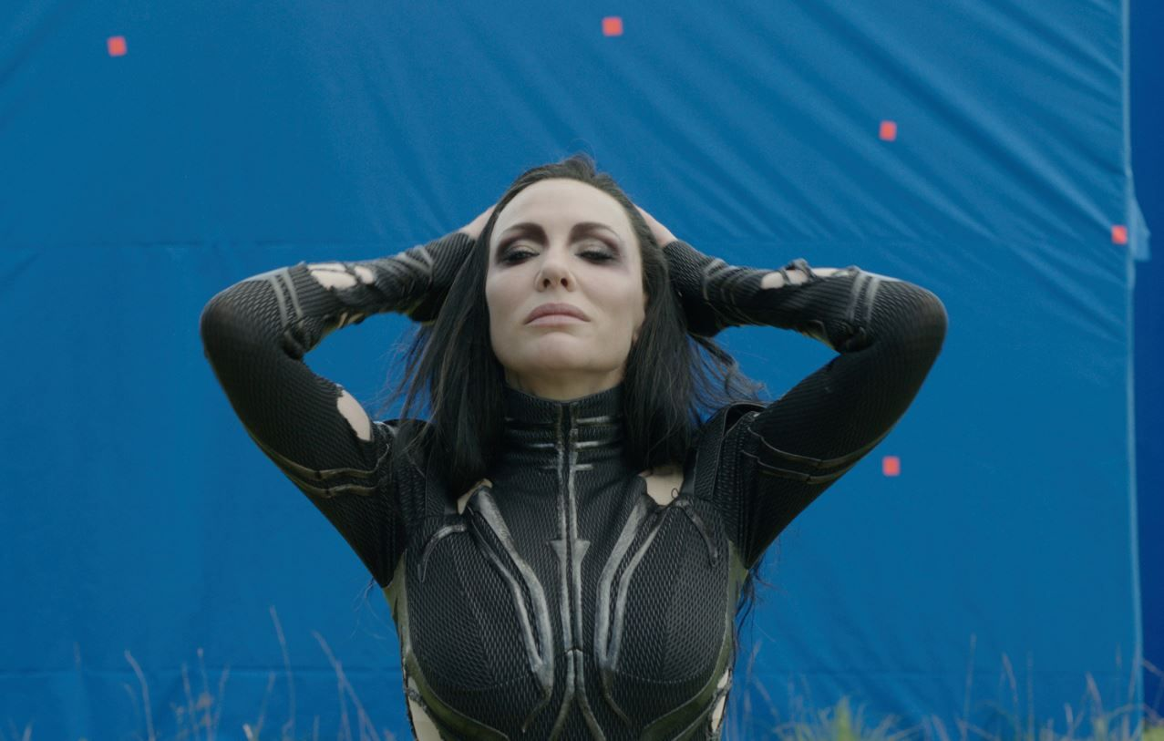 28 Awesome Cate Blanchett Hela Behind The Scene Images Cate Blanchett Scene Image Hela Cate Blanchett