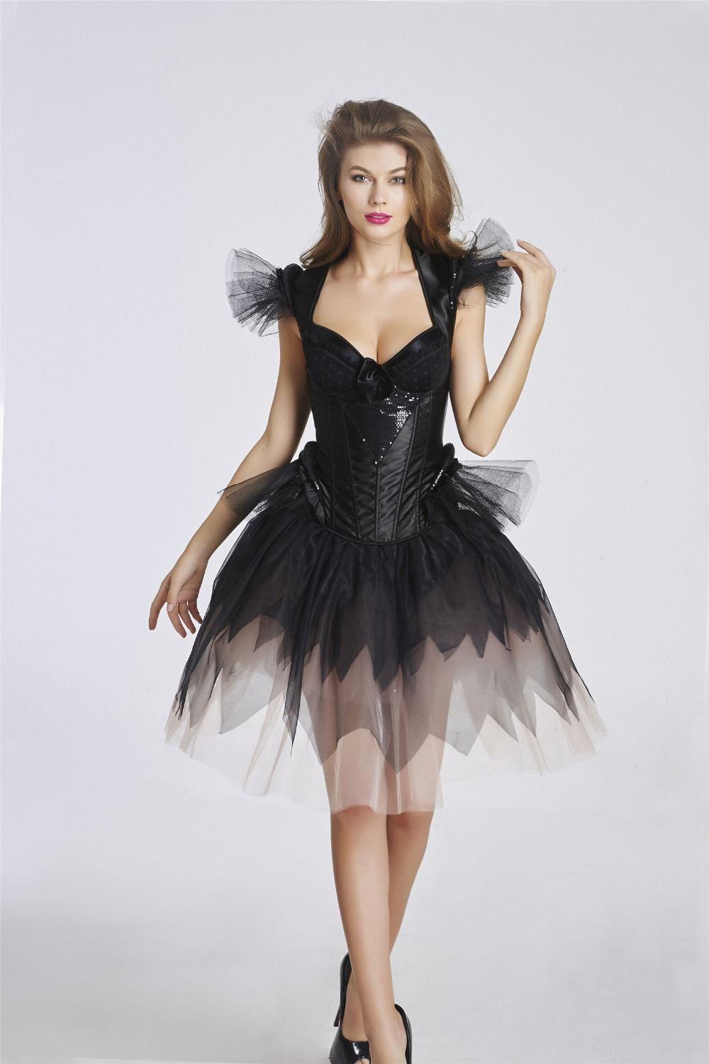 4c0ed49c4de3a free shipping BLACK SWAN BALLERINA ADULT WOMENS FANCY DRESS ...