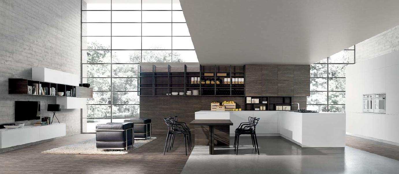 Tlk le nuove cucine di fascia alta accessibili a tutti for Piani di casa di fascia alta