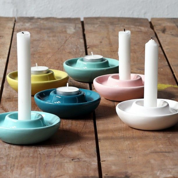 One Stylish Candle Holder But It Has Two Functions Clara Notes In