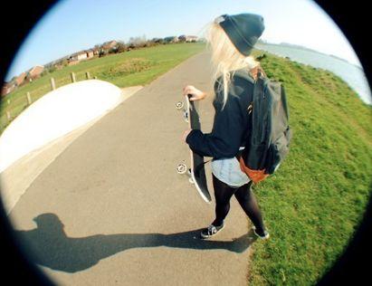 #skatergirl