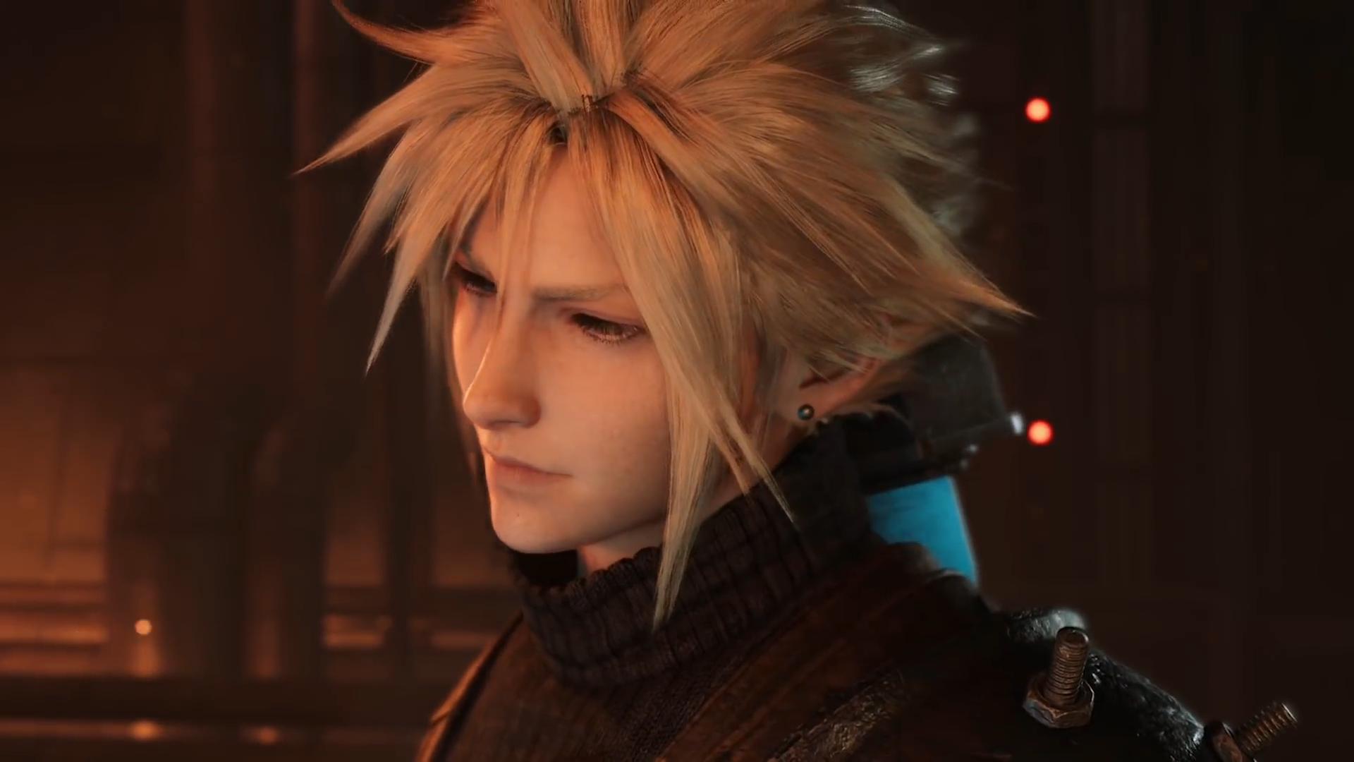 Cloud Strife Final Fantasy Vii Final Fantasy Final Fantasy Vii Remake