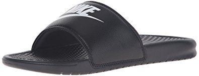 sports shoes 8949f f1237 NIKE Men s Benassi Just Do It Athletic Sandal