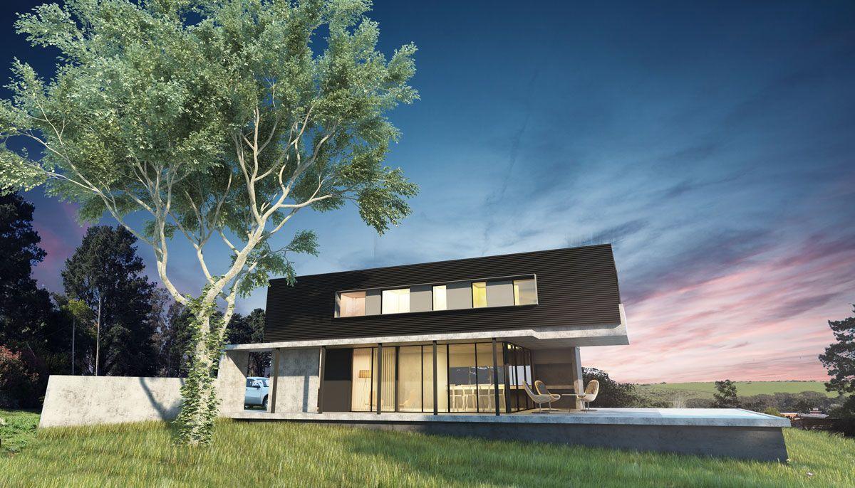Casa Serranía / Moirë Arquitectos