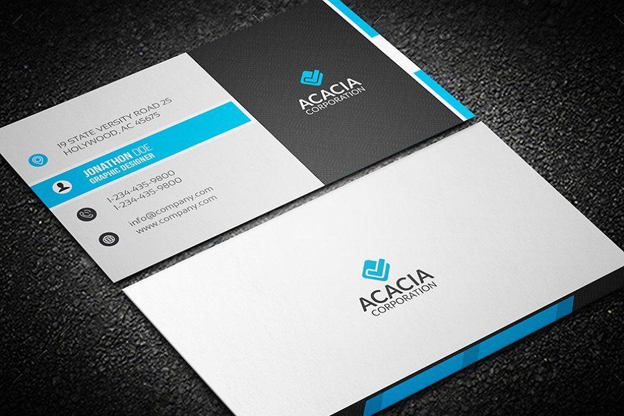 Aj Business Card Business Cards Creative Templates Business Card Template Word Business Card Template Design