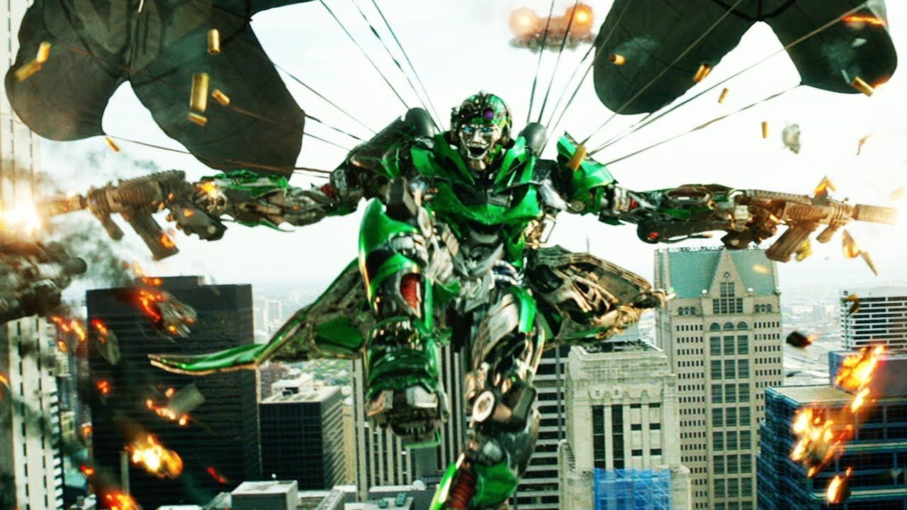 transformers 4: age of extinction trailer official - 2014 movie