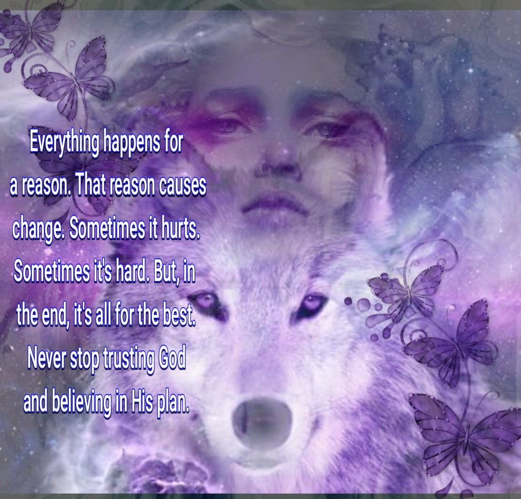 Pin By Rachel Towns On Wolves Soul Messages Butterfly Quotes Trust God