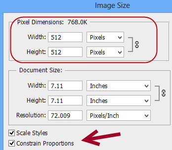 Resize a PNG - Online PNG Tools