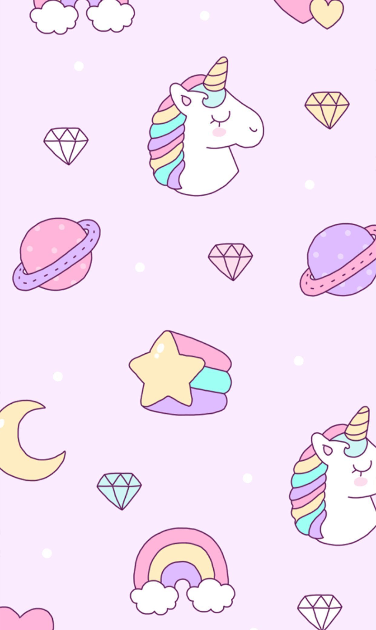 Wallpaper Background For Tablet Unicorn