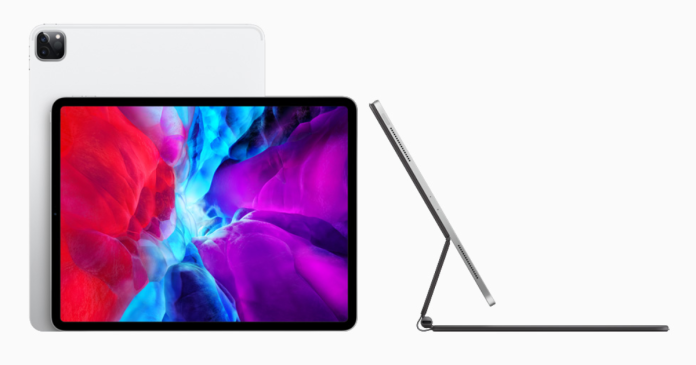 Apple iPad Pro 2020 with LiDAR Scanner and Magic Keyboard Launched - Smartprix Bytes