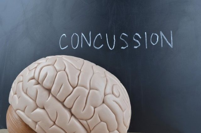 Know the signs of a concussion.