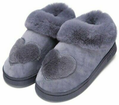 Photo of (Advertisement)eBay- Winter New Arrival Heart-Shaped Cotton Womens Slippers Warm…