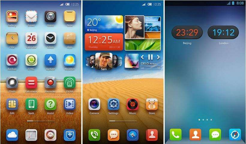 Huawei Emotion UI Launcher APK - Latest Version {DOWNLOAD} | Android