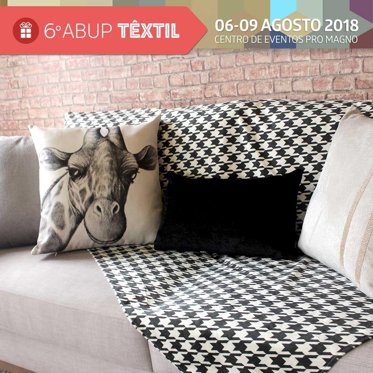 Nos Preparativos Da Abup Textil E Home Gift -> Abup Textil