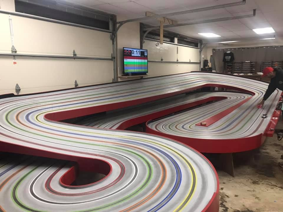 Scale Speed Raceway York Pa Slot Car Racing Slot Cars Slot Car Tracks