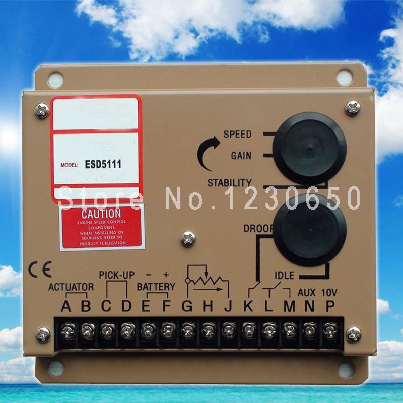ESD5111 diesel genset Speed Control Unit ESD 5111