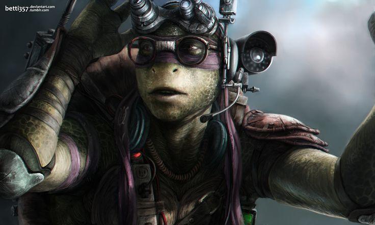 4a342b12aab671c7b6b6e67b9e7ab305 Jpg 736 442 Donatello Tmnt Teenage Mutant Ninja Turtles Movie Tmnt