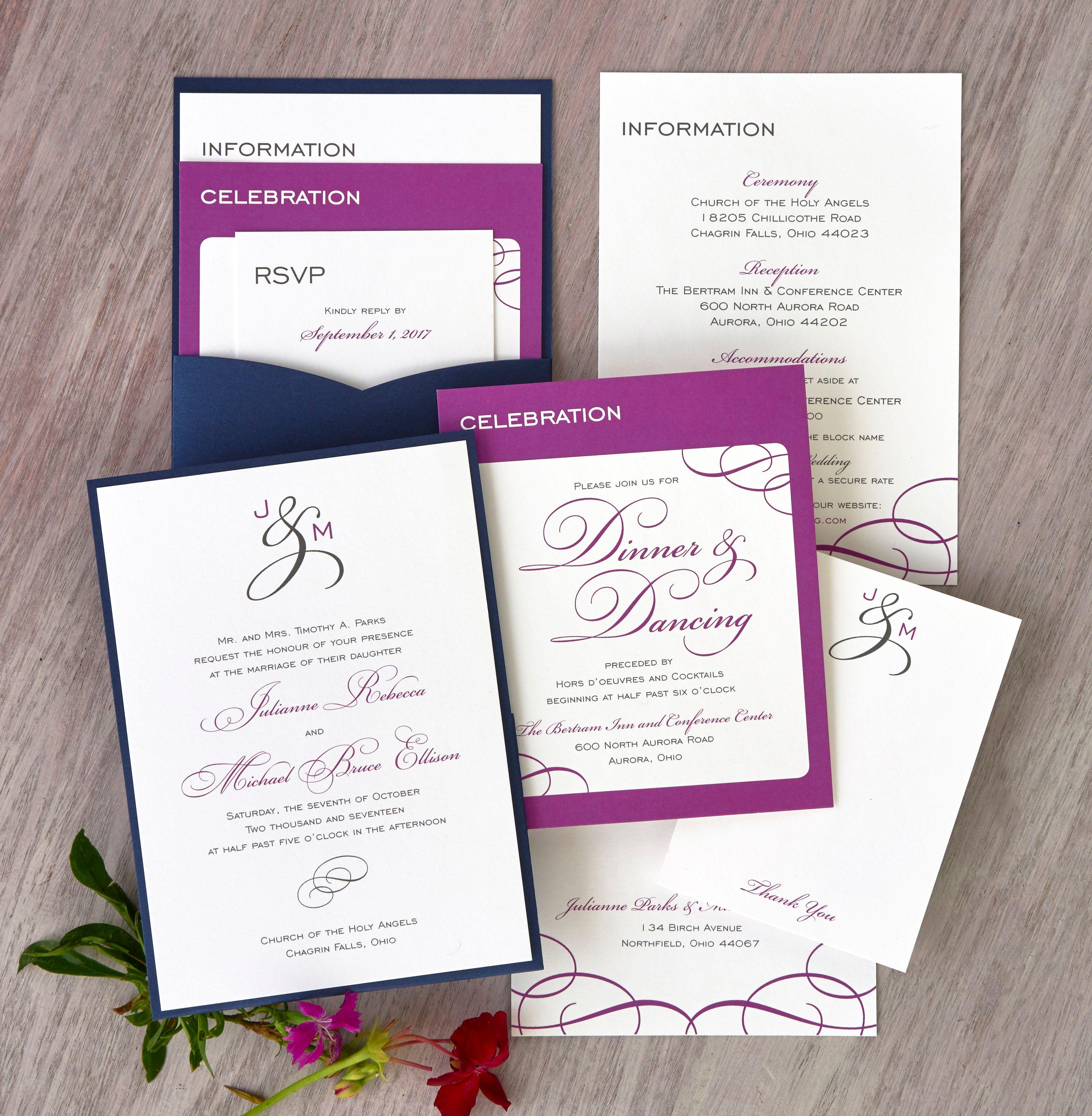 Clutch wedding invitaitons weddinginspired weddinginvitations